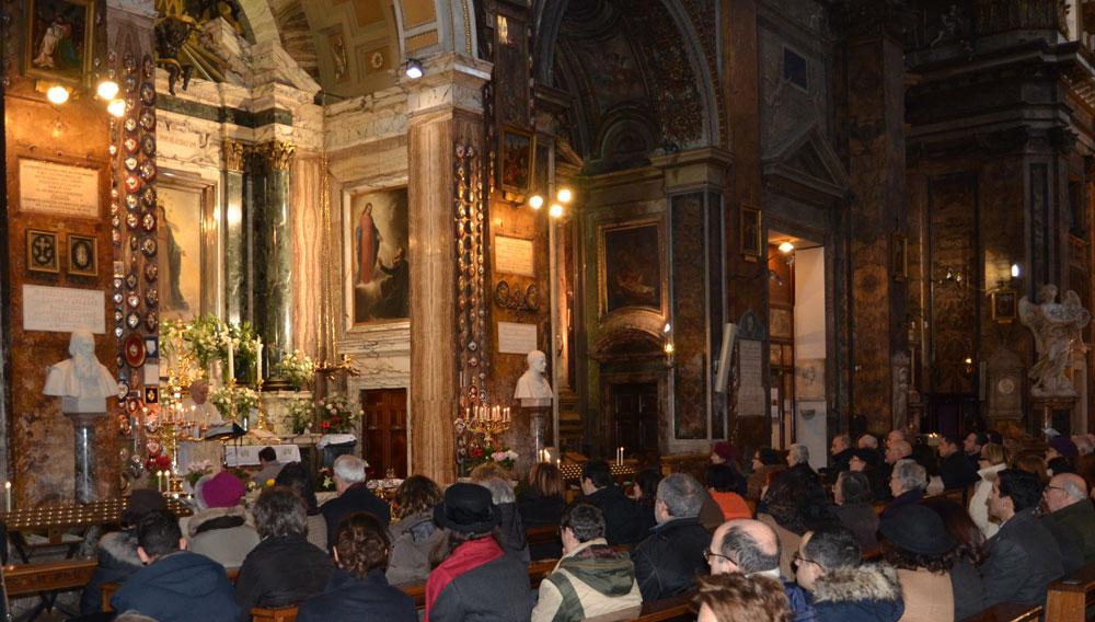 S messa di riparazione a roma contro lo spettacolo for Castellucci arredamenti roma