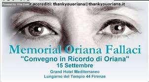Associazione Una via per Oriana Fallaci