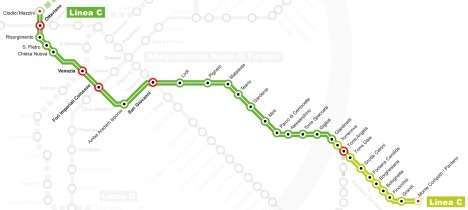 Metropolitana C di Roma