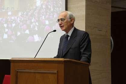 il prof. Roberto de Mattei