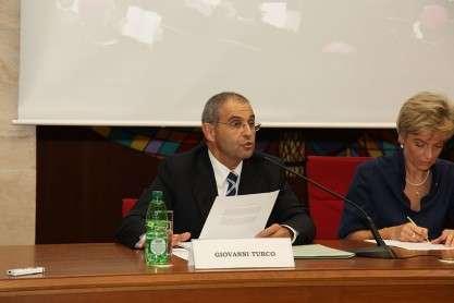 il prof. Giovanni Turco