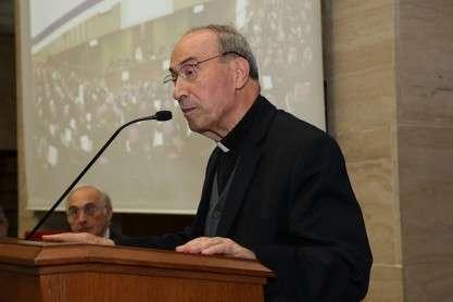Il cardinale Velasio de Paolis