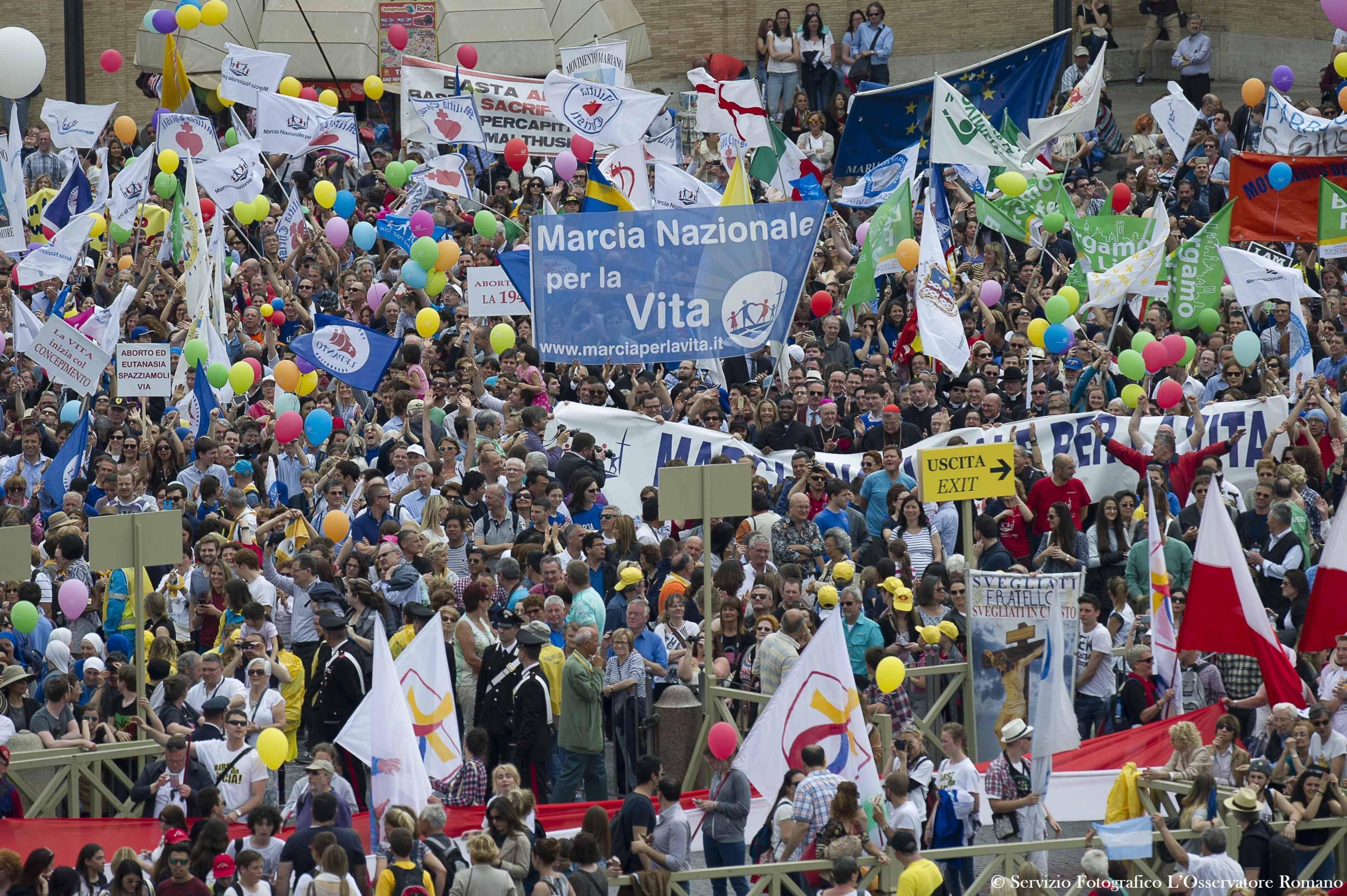 Marcia per la Vita