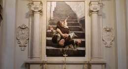 pentimento san Pietro