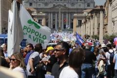Marcia per la Vita - Roma 13 maggio 2012 - parte 4