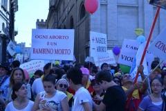 Marcia per la Vita - Roma 13 maggio 2012 - parte 6