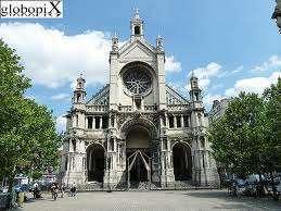 chiesa Santa Caterina di Bruxelles