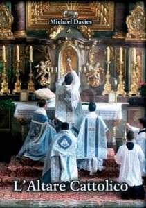 copertina Michae Davies Altare cattolico