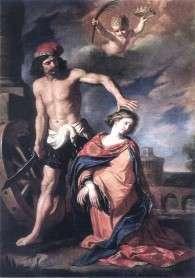 Santa Caterina d'Alessandria - vergine e martire