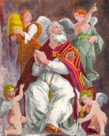 San Damaso I Papa