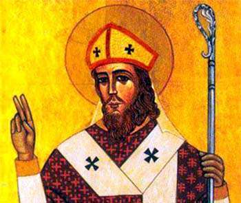 Sant' Ilario di Poitiers - vescovo e dottore della Chiesa