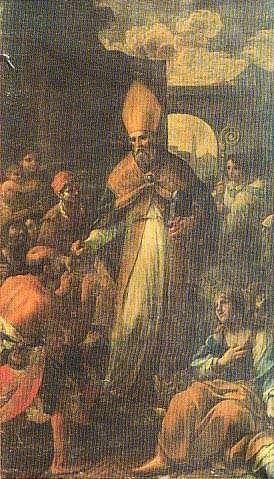 Sant' Ansovino di Camerino - Vescovo