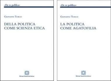 """Il """"bene comune"""" negli studi di Giovanni Turco"""