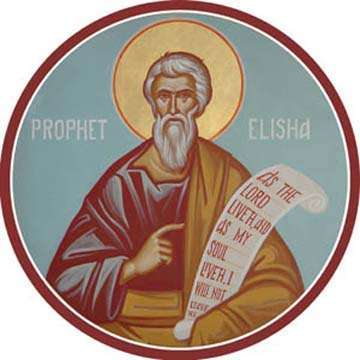 Sant' Eliseo - Profeta