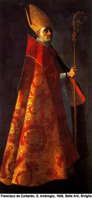 Sant' Ambrogio Vescovo
