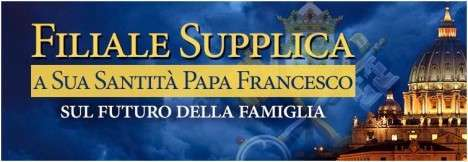 supplica francesco
