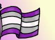 """La bandiera """"Grigiosessuale"""""""