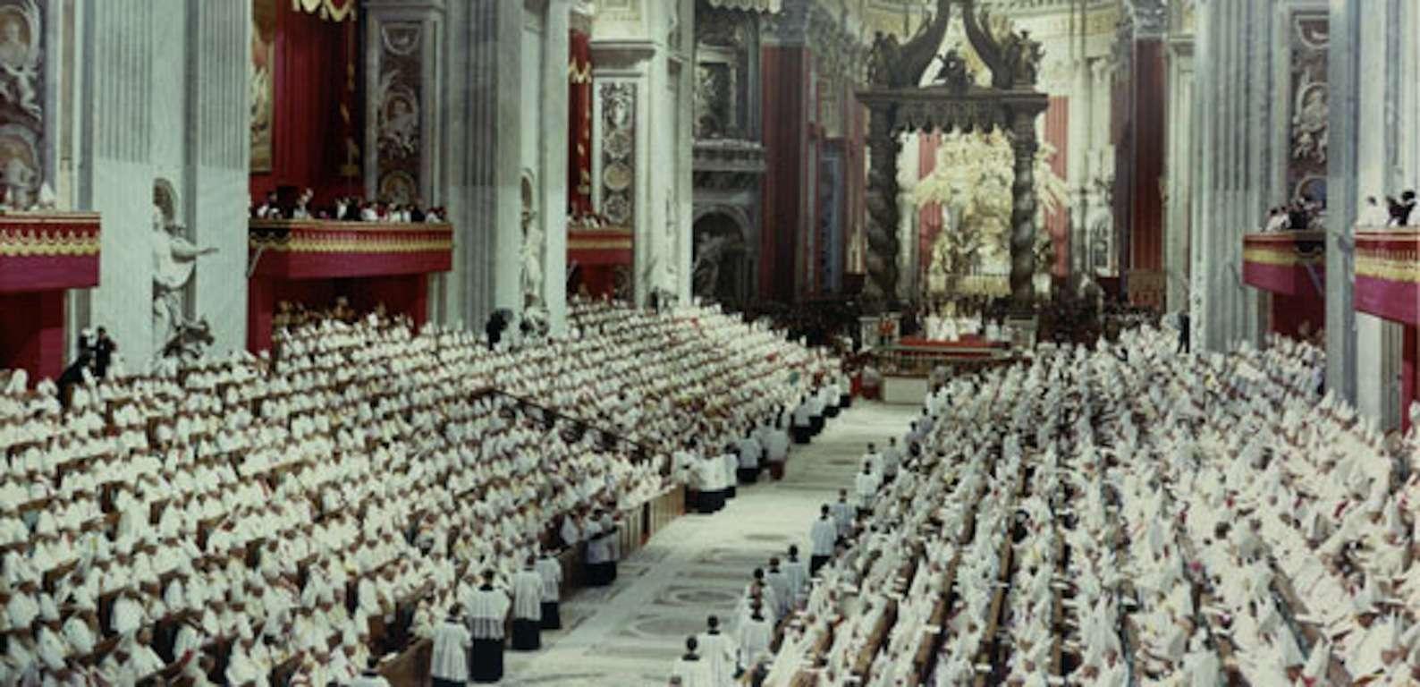 Risultato immagini per apertura concilio vaticano ii