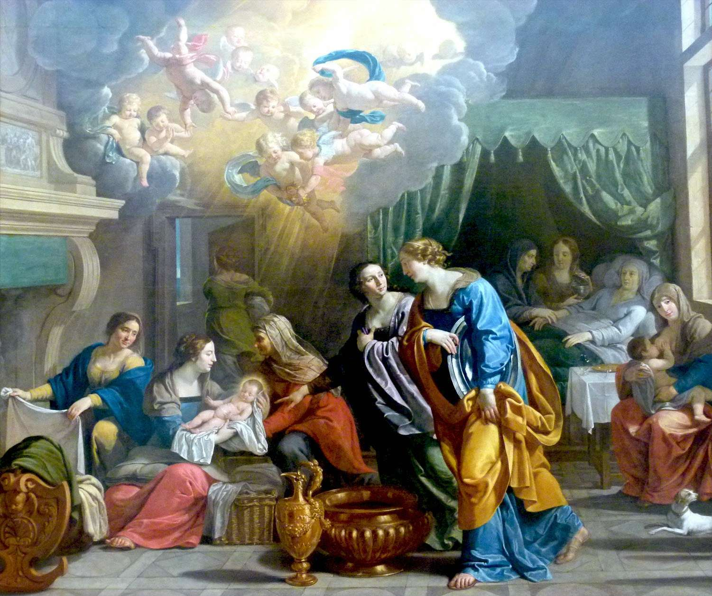 8 settembre: natività di Maria - Corrispondenza romana