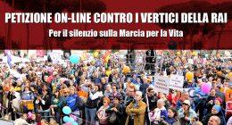 Petizione on-line contro i vertici della Rai